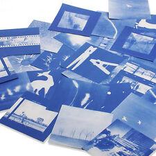 Sunprint Sun Art Solar Refill 4x4 Photosensitive Print 20 Paper Acrylic Panel i