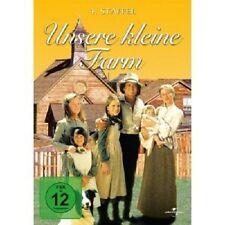 UNSERE KLEINE FARM S 4 - 6 DVD NEU MICHAEL LANDON,KAREN GRASSLE,MELISSA GILBERT