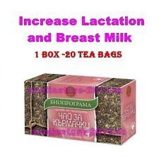 Nursing Tea for Breastfeeding Mothers increases BREAST MILK LACTATION