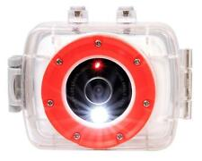 XS9 Polaroid HD 720p 5MP Waterproof Sports Action Camera with LCD Touch Screen