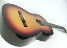 Guitares classiques sunburst