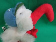 CHICAGO WHITE RED STORK BLUE BASEBALL HAT ACI PLUSH STUFFED ANIMAL TOY