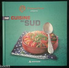 Masterchef 32 - CUISINE DU SUD - gastronomie - Mondadori
