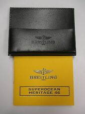 Breitling Superocean Heritage 46 Watch Instructions Russian Hungarian Polish + +