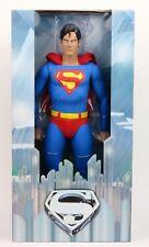 """NECA-SUPERMAN IL FILM (Christopher Reeve) 18"""" 1/4 Scale Figura Azione"""