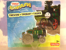 FISHER-PRICE METAL THOMAS & FRIENDS ADVENTURES TREVOR THE TRACTION ENGINE DXR90