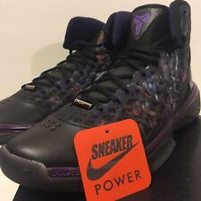 NEW Nike Zoom Kobe III 3 Prelude Pack sz 11 Misery Black Multicolor 640551-005