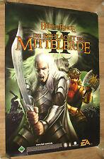 Der Herr der Ringe - Schlacht um Mittelerde II 2  promo Poster 84x59cm