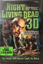 Night of the Living Dead 3D (DVD, 2007) NEW SEALED