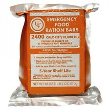 UST - (8 Pack) Ultimate Survival Technologies - Emergency Food Ration Bars, PDQ