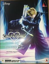 KINGDOM HEARTS II PLAY ARTS -KAI- ROXAS (Organization XIII Version) + ARTNIA Bag
