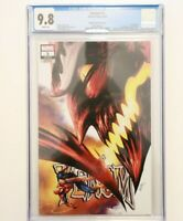 Venom 3 CGC 9.8 1st Print Kirkham Cover A 1st Appearance of Knull