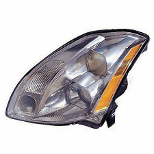 Replacement Headlight Assembly for 04 Maxima (Driver Side) NI2502150V