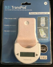 DLO TransPod~Play+Charge+Cradle for iPod/iPod Nano~Opened but Never Used New