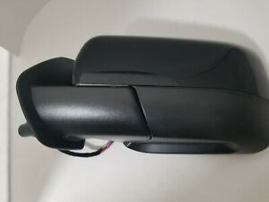 #97 BLACK FOR LAND ROVER LR2 DISCOVERY LR4 LEFT DRIVER MIRROR 2010 2011-2015