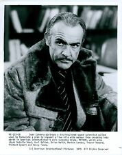 Sean Connery Meteor Unsigned Glossy 8x10 Movie Promo Photo (G)