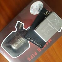 Mechero Zippo Bosnia Sfor Vintage XIV Rare And NEW Mater Pipe FREE (2 × 1)