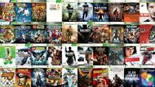 Xbox 360 Juegos-anuncios de varios-Dance, deportes, Harry Potter, Carnaval Reino Unido PAL
