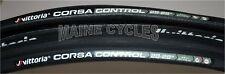 Vittoria Corsa G Control tubular 700 x 28 all black / 2 tires