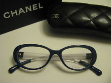 fe7b5fbc9ff4 AUTHENTIC NEW COLLECTION CHANEL 3275 C.1449 Light Blue   Crystal Eyeglasses