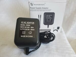 Power Supply Adapter for *Ring Door Bell by Wasserstein- NEW/Open Box