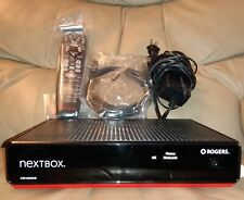 Rogers Nextbox Technicolor HD receiver CAV10242HD 4K Cable Box w/HDMI output