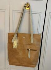Just Defining Style Two Tone Hobo Shoulder Tote Bag Handbag