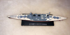 EDITIONS ATLAS COLLECTIONS DeAGOSTINI 1:1250 SCALE HMS HOOD BATTLESHIP 7134101
