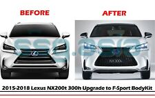 LEXUS NX200t 300h F-SPORT BODY KIT