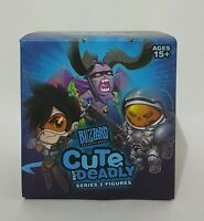Cute BUT DEADLY Series 2 Figures by Blizzard Entertainment