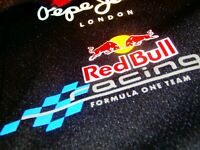 Pepe Jeans London Red Bull Racing Formula One F1 Team RENAULT POLO Shirt Size S