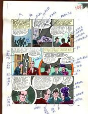 THE GREATEST GOLDEN AGE STORIES EVER TOLD-ALL FLASH 14 PAGE 7C COLOR GUIDE