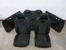 AUDI a3 s3 8v Pelle Cabrio Pelle dotazione sedili Alcantara leather seats S line