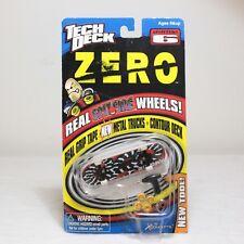 Zero Skateboard Tech Deck VTG 2000 X Concepts Generation 6 w/ Spitfire Wheels 3
