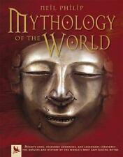 Mythology of the World,Neil Philip,Gods of Olympus,Vanir,Aesir,Lonnrot's Collect