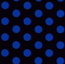 Child Wallpaper Die Maus Kids dotted blue dark blue 05213-50 (2,49£/1qm)