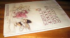 Arthur Rackham's Book of Pictures Intro Sir Arthur Quiller-Couch 1st HbDj UNread