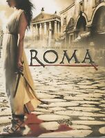 DVD PACK ROMA TEMPORADA 2 COMPLETA                          CAJA DE CARTON NUEVA