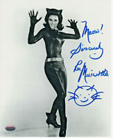 Lee Meriwether Catwoman Autographed 8x10 Photo