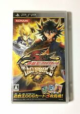 USED PSP Yu-Gi-Oh 5D's Tag Force 6 JAPAN Sony PlayStation Portable import game