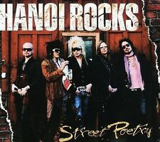 Hanoi Rocks - Street Poetry (CD Digi-Pack) Bonus Track