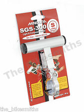 Minoura SGS-300S 100mm Silver Space Grip Bicycle Light Computer Holder Road Bike
