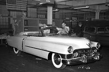 1950 Cadillac Debutante Concept car being prepped for show 5 x 7 Photograph