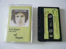 LEO SAYER - SILVERBIRD - CASSETTE TAPE - 1973 GREEN PAPER LABEL - CHRYSALIS