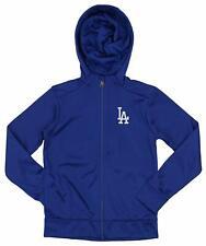 Outerstuff MLB Youth/Kids Los Angeles Dodgers Performance Full Zip Hoodie