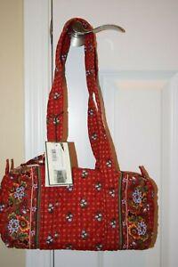 Vera Bradley Handbag Mini Duffel Duffle Purse Bag- NWT!