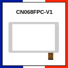 Vitre Tactile avec Logo Archos 101d Platinum Bleu Cn068fpc-v0 Cn068fpc-v1