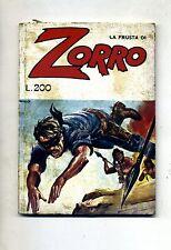 LA FRUSTA DI ZORRO # Anno VII N.19 Novembre 1975 # Cerretti Editore