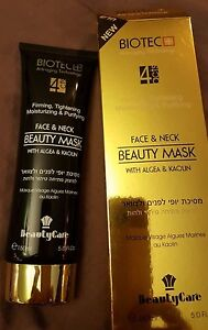 Face and Neck MASK~Pore Tightening-Anti Aging Clarifying Self Care WORLDWIDE !