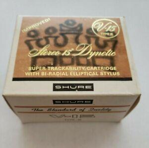 SHURE V15 TYPE II CARTRIDGE / GENUINE SHURE VN15E STYLUS IN THE BOX